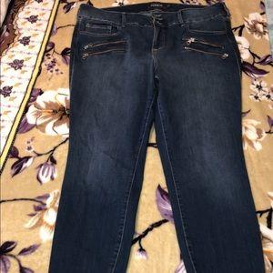 Torrid Stiletto Jeans